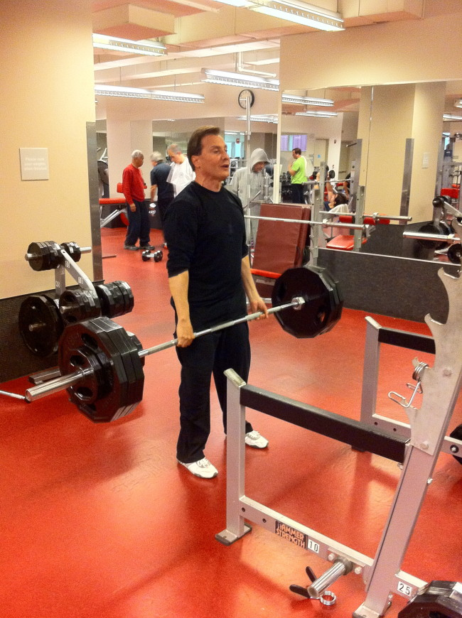 Cancer fitness and Exercise, Prostate Cancer Fitness