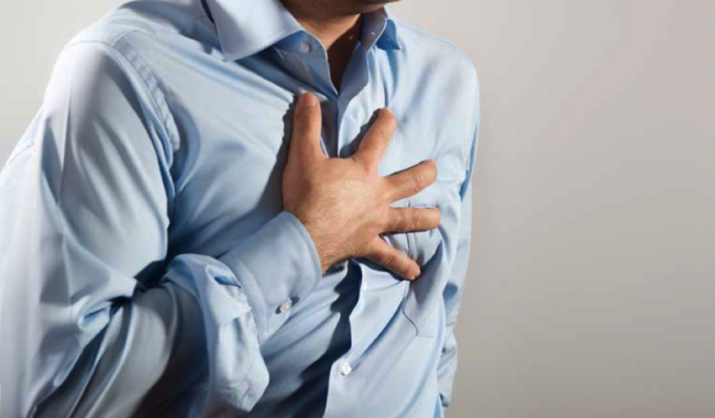 Preventing a Heart Attack: Part One