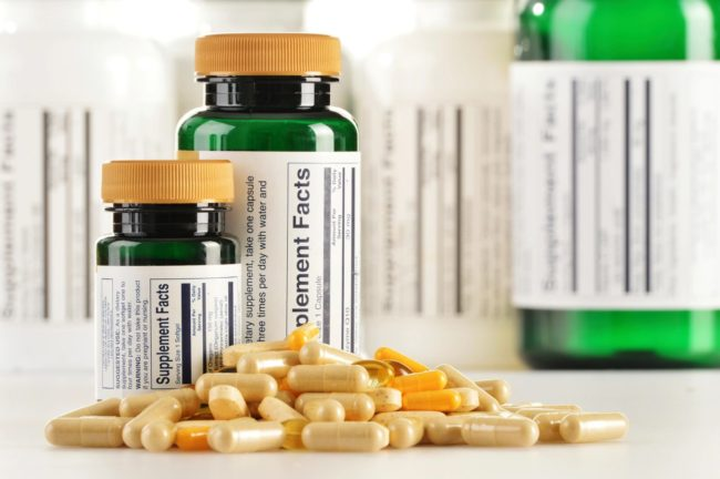 Natural Compounds in Dietary Supplements for Prostate Cancer